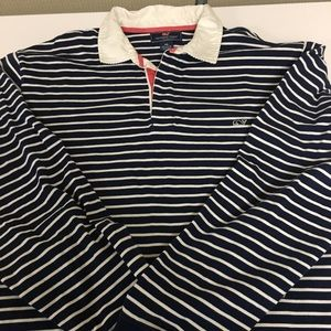 Men's XXL Vineyard Vines Rugby Shirt